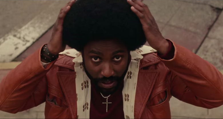 BlacKkKlansman - film review