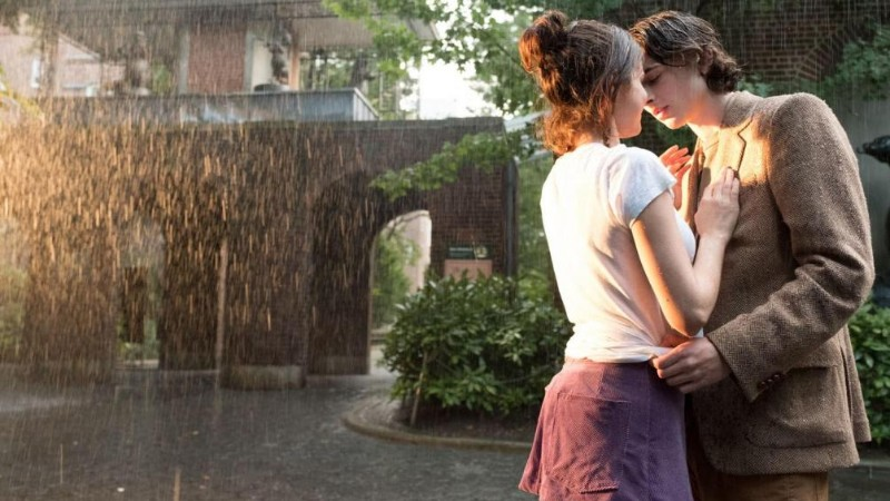 A Rainy Day in New York - film review